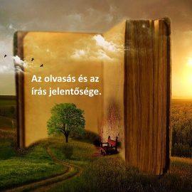 Az olvasás és az írás jelentősége az életben