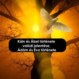 Káin és Ábel története valódi jelentése, Ádám és Éva története