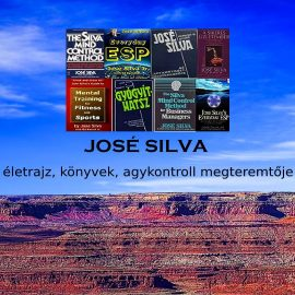José Silva életrajz, könyvek, agykontroll megteremtője